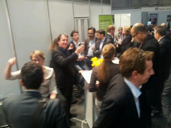Networking CeBIT
