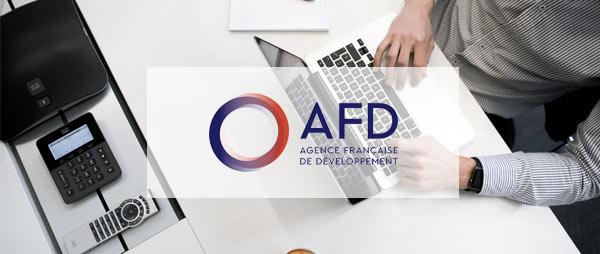 licence site pour l'AFD