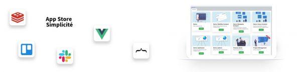 App Store Simplicité